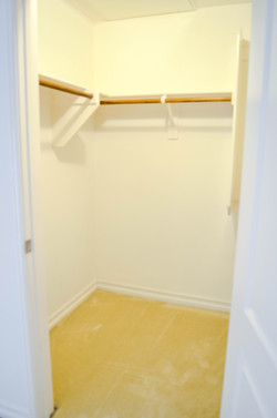 MURA DOWNSTAIR WALK IN CLOSET