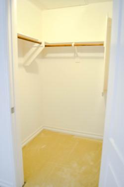MURA DOWNSTAIR WALK IN CLOSET
