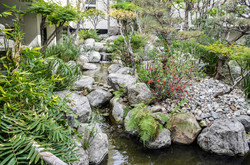 Tokyo Villa #237 waterfall