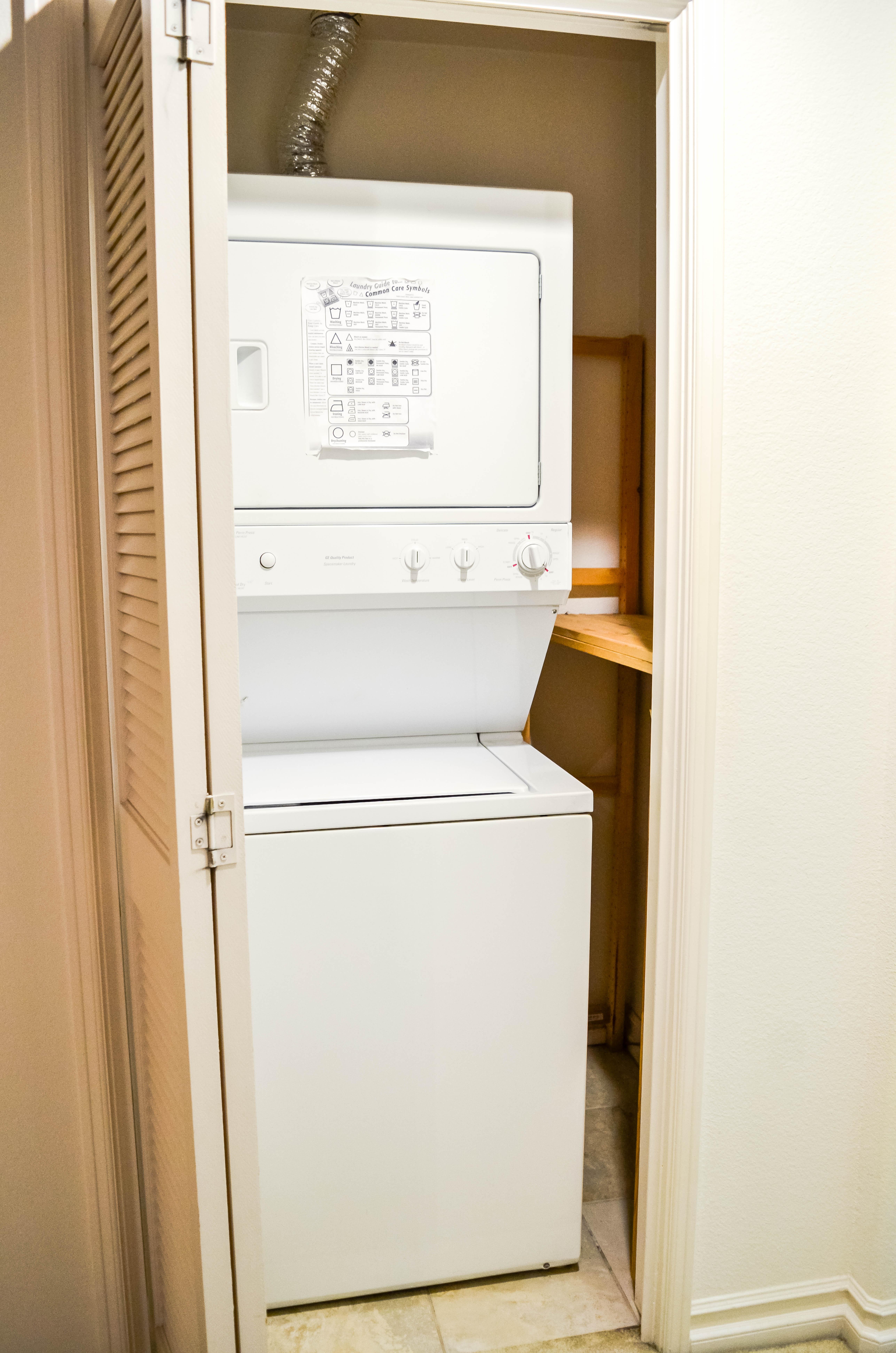 MURA upstair laundry