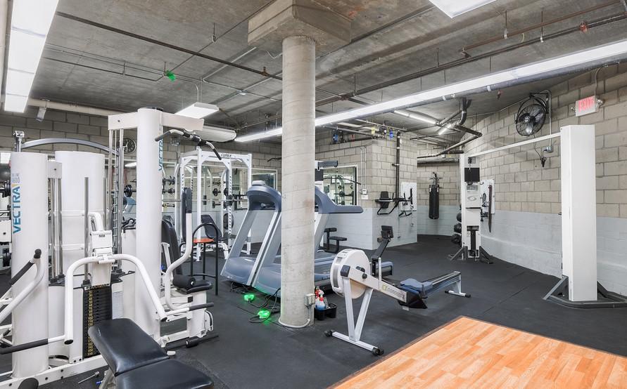Tokyo Villa gym