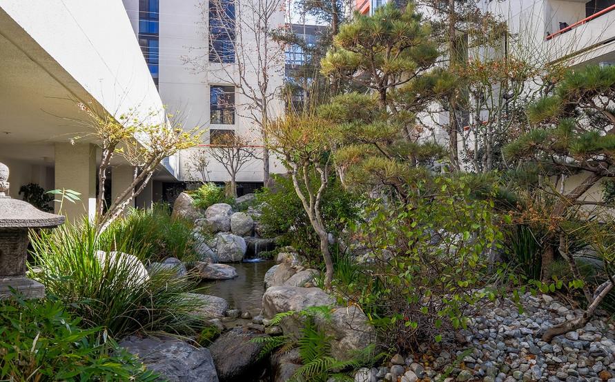 Tokyo Villa Garden