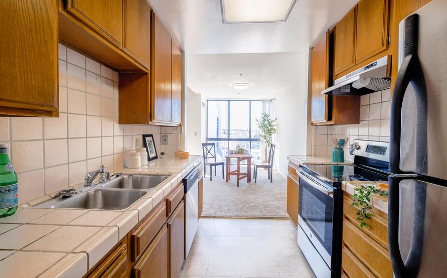 Tokyo Villa #340 kitchen