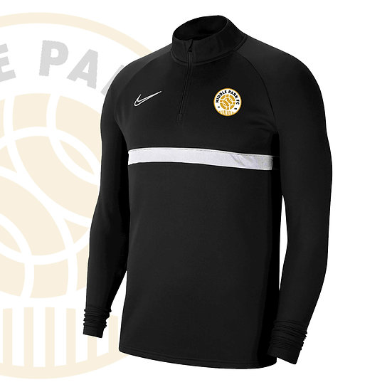 MIDDLE PARK DRI-FIT ACADEMY 21 DRILL TOP - YOUTH