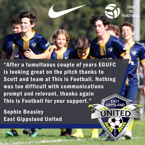 East Gippsland United Soccer Club