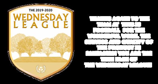 The Wednesday League Testimonial