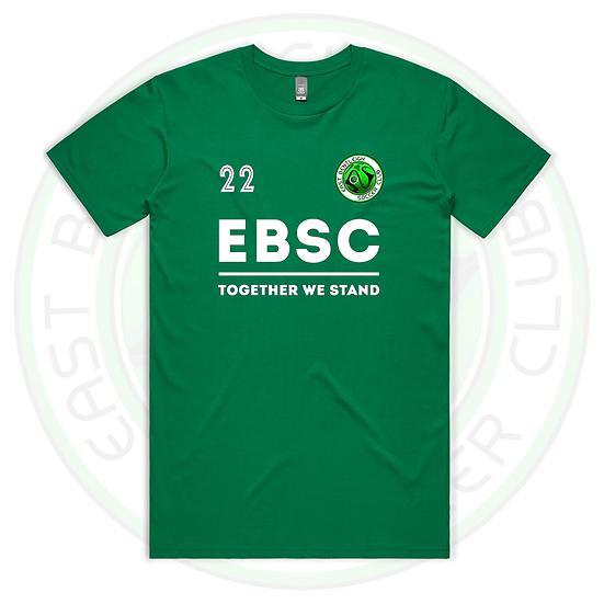 EAST BENTLEIGH SC - CLUB TEE