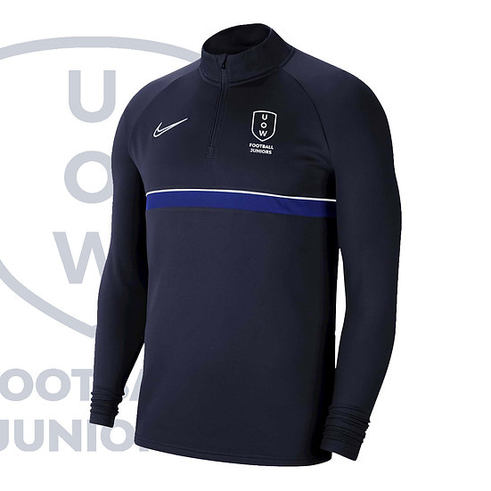 UOW JUNIORS DRI-FIT ACADEMY 21 DRILL TOP