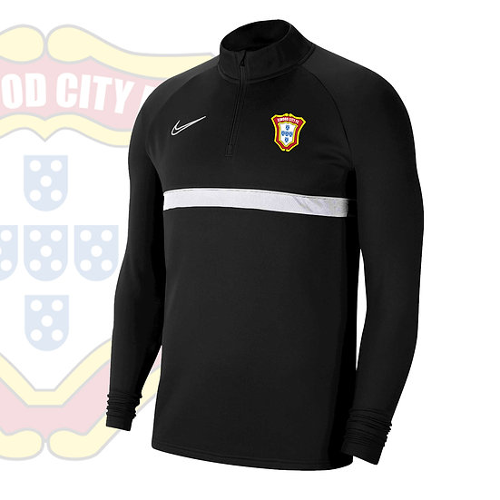 ELWOOD CITY DRI-FIT ACADEMY 21 DRILL TOP - YOUTH