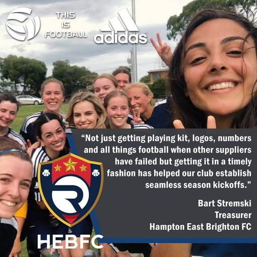 Hampton East Brighton FC