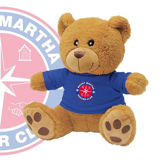 MT MARTHA CUSTOM BEAR PLUSH