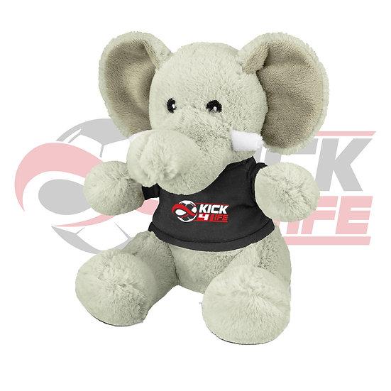 KICK4LIFE CUSTOM ELEPHANT PLUSH