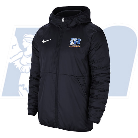 EMBROIDERED MELBOURNE UNI PARK THERMA JACKET