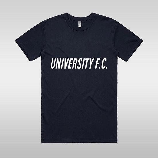UOW UNIVERSITY FC - CUSTOM TSHIRT
