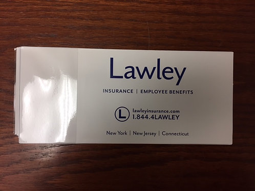 Insurance Policy Sleeves