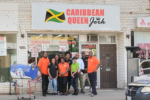 CQJ Team at Oakwood