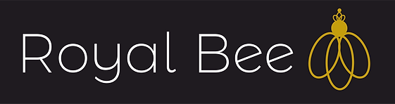 BEE LOGO BLACK BACKGROUNG.png