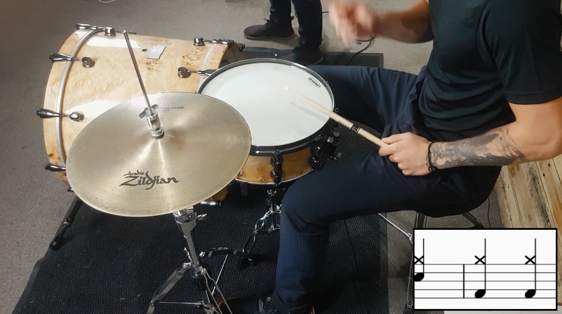 learn drums for free