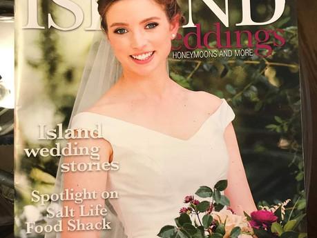Cover Story in the Amelia Island Wedding Magazine!