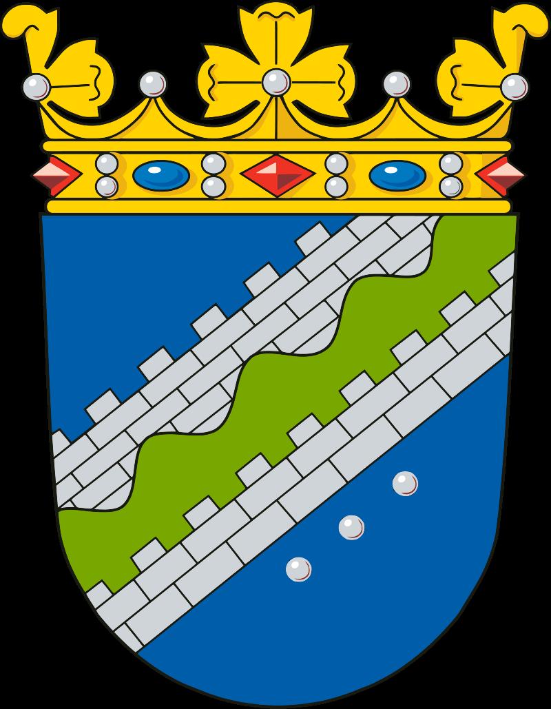 Герб Ингерманландии 1660 г.