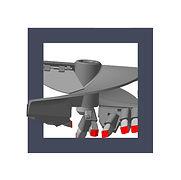 Бур лопастной БЛ-4И РБМ с лопаткой РБМ 3