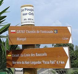 la Maison d'hôtes : chambres d'hôtes pour randonneurs sur le Caroux à le Poujol-sur-Orb