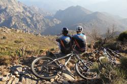 vélo Caroux Haut Languedoc