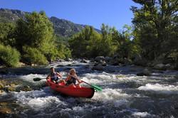 canoe tarassac