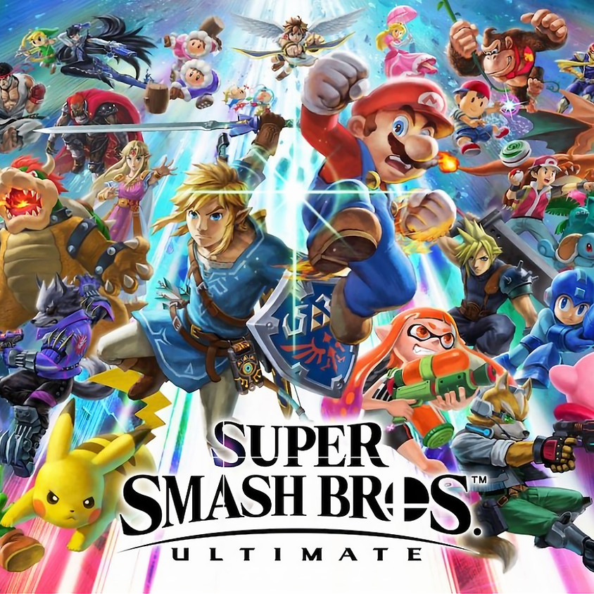 Super Smash Brothers: Ultimate Launch Party