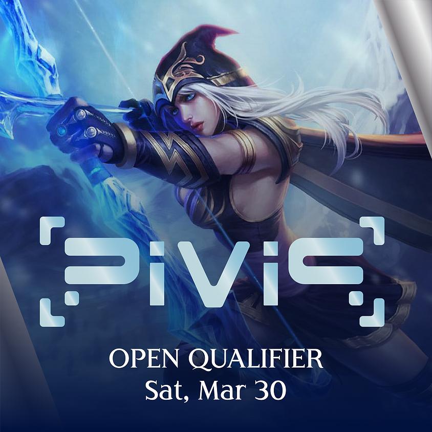 $5000 League of Legends PiviP Open Qualifier