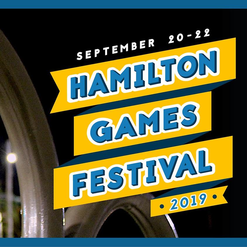 Hamilton Games Festival