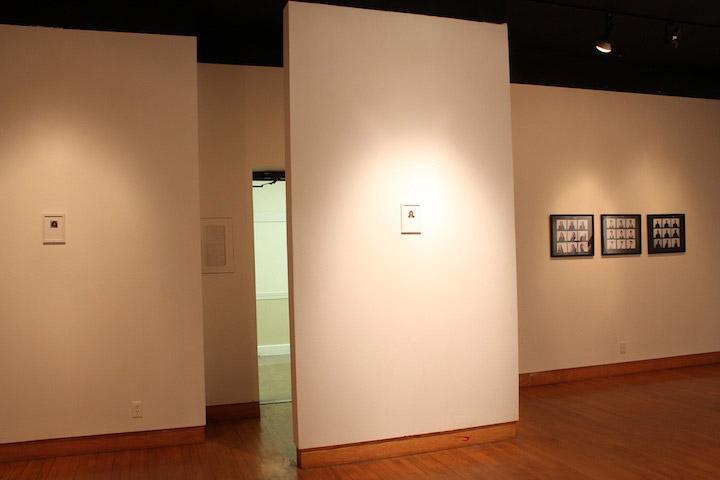 Likeness Installation, 2012