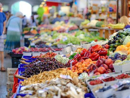Fresh Fruit and Vegetable Consumption  Increases with the Senior Farmers' Market Nutritional Program