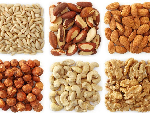 Nutty Nutrition