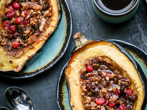 Healthy (and Delicious) Thanksgiving Dishes for Every Course
