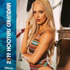 2019 Hooters International Swimsuit Calendar