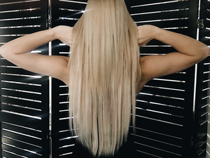 Trying Something New: Halo Extensions by Hidden Crown Hair