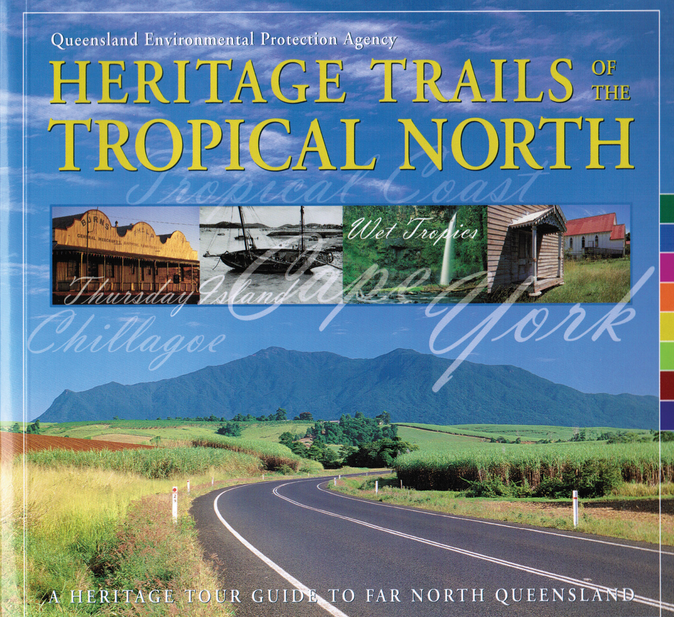 heritage trails of tropical north cover.