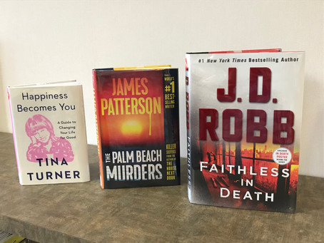 New Books to Check Out at PMPL