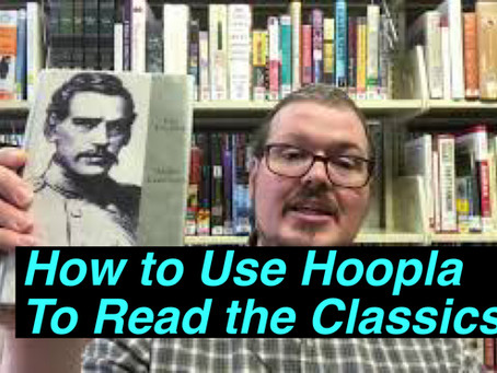 How to Use Hoopla to Read the Classics