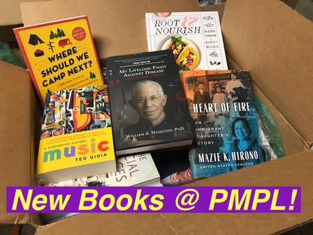 New Novels, Fiction, and Nonfiction