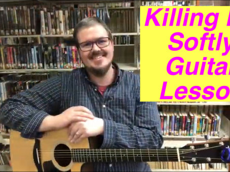 "Joe Performs and Teaches the Melody to ""Killing Me Softly"""