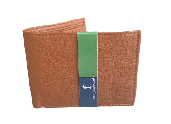Fashion Link leather wallet