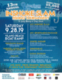 Inshore Slam Fishing Tournament