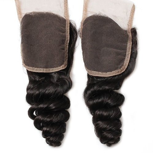 Lace Closures & Frontal Hair Extensions Loose Wave Virgin Hair Extensions