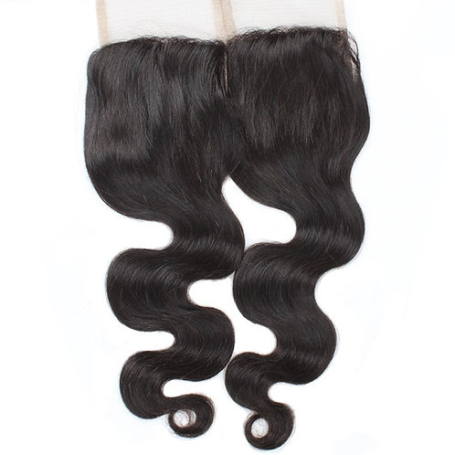 Lace Closures & Frontal Hair Extensions Body Wave Virgin Hair Extensions