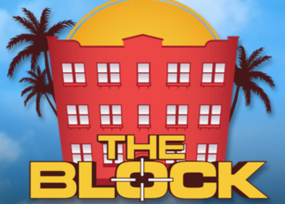 It's all about The Block...