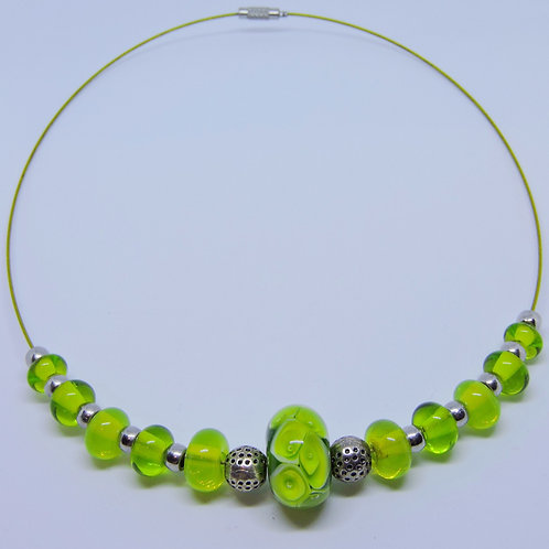 Halskette Amazonas