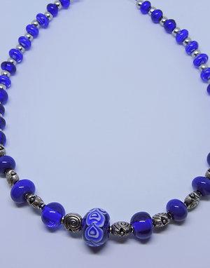 Halskette Azur