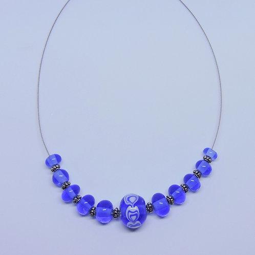 Halskette Enzian
